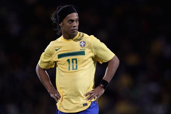 Las figuras que llevaron el '10' de Brasil después de Pelé