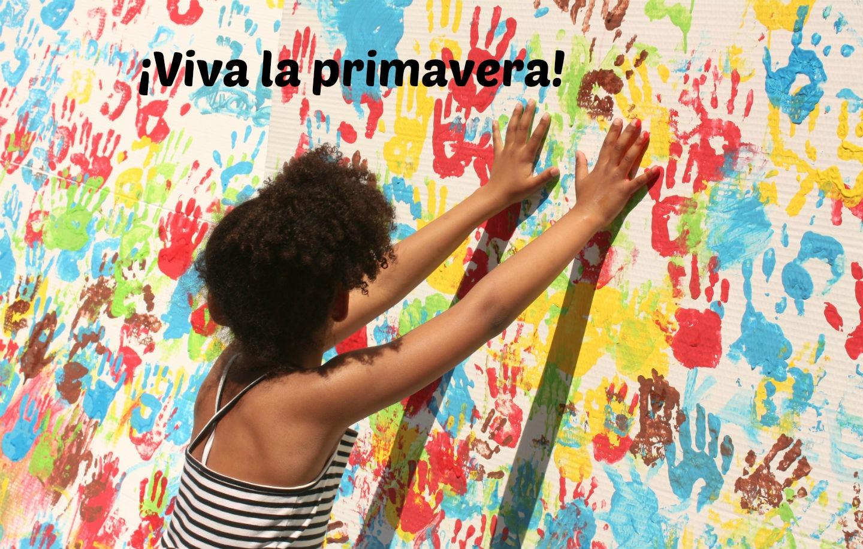 Murales De Primavera Para Preescolar