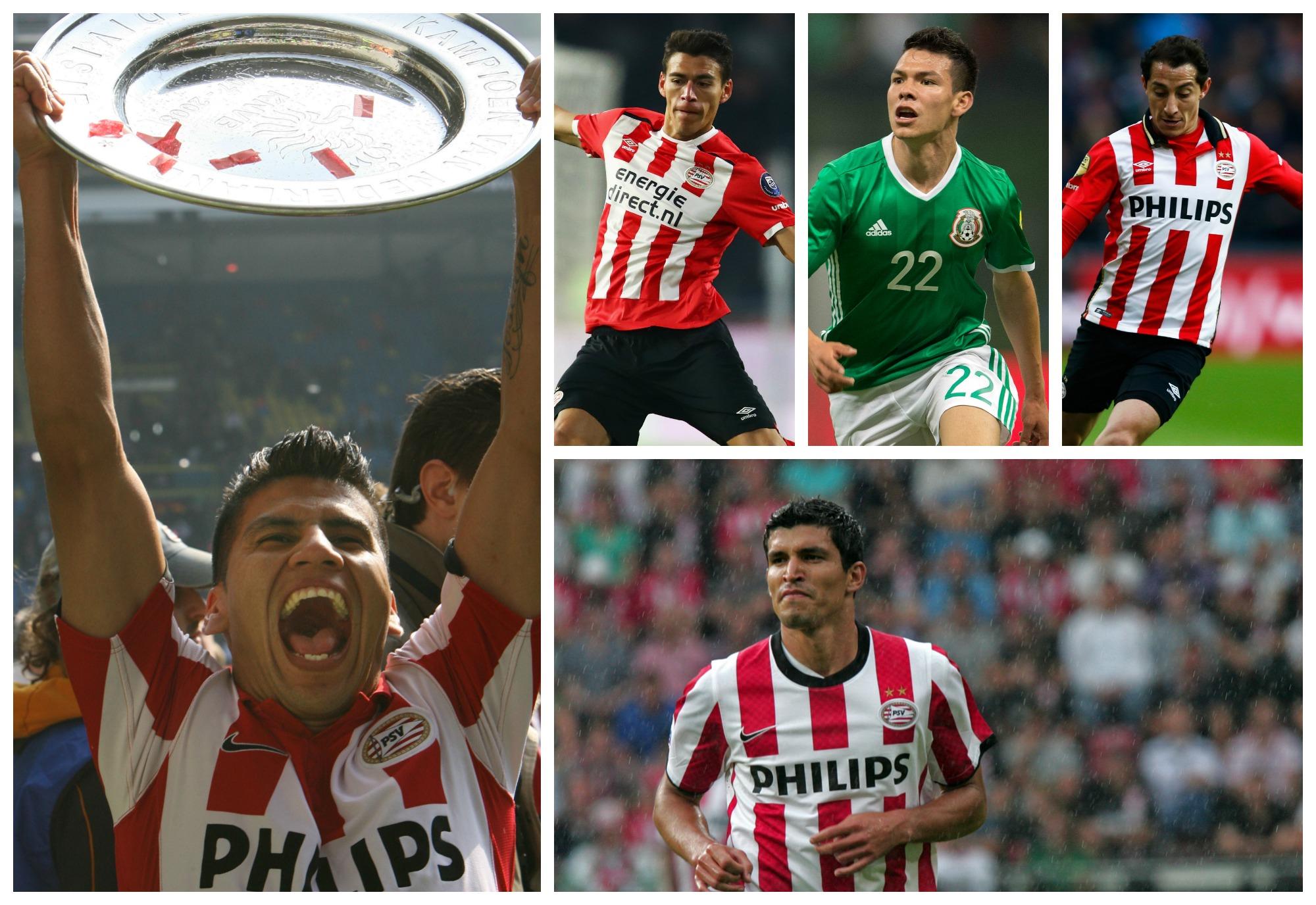 El 'Chucky' Lozano mantiene la excelente relación entre México y el PSV