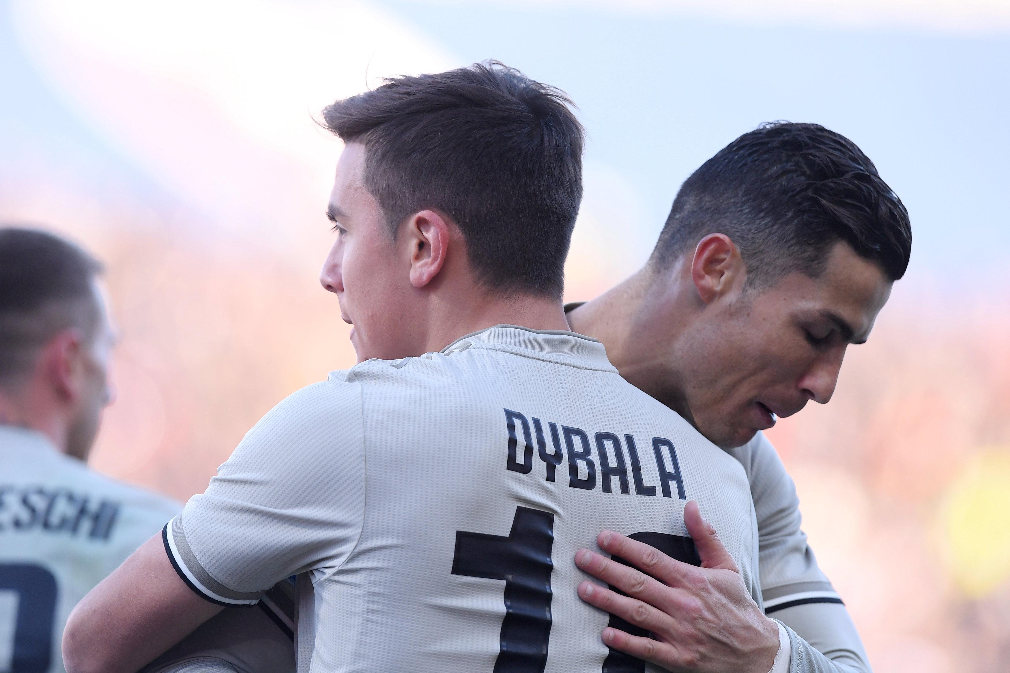 En fotos: Juventus ganó contra Bologna y se sacudió tras su derrota en Champions
