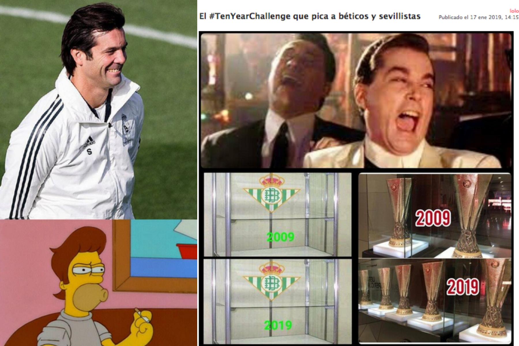 Memelogía | Betis, Real Madrid y más del fútbol del Viejo Continente como motivo para reír