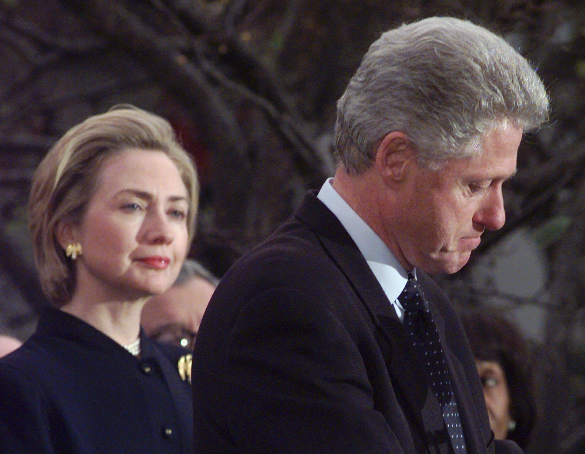 20 años del último juicio político a un presidente de EEUU: el caso Clinton-Lewinsky