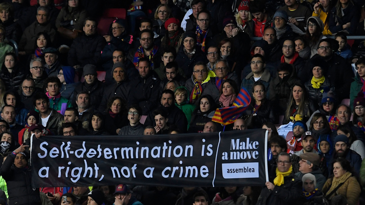Resultat d'imatges de sel-determination is not a crime