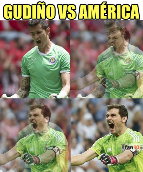 Memes De América Y Chivas De Guadalajara En El Clásico Nacional Del