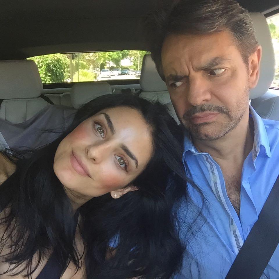 Eugenio Derbez y su familia regresan a las redes sociales después de unas breves vacaciones