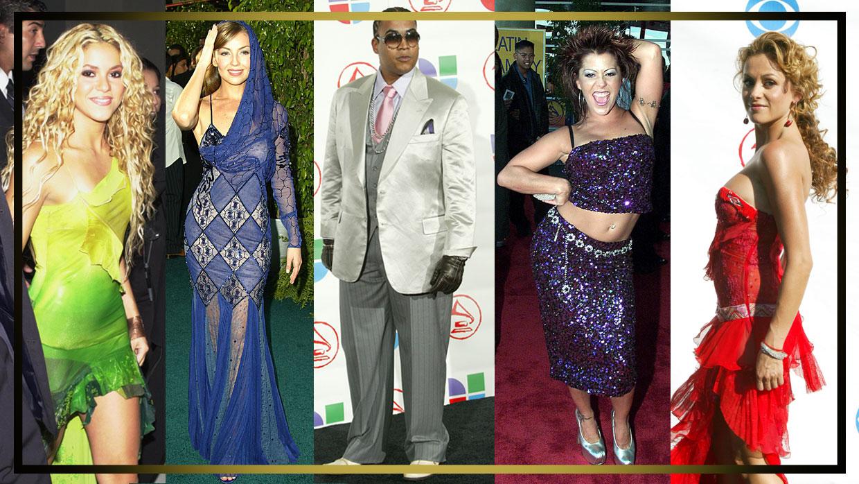 Sin temor a nada: Famosos que lucieron glamour y extravagancia en la alfombra de Latin GRAMMY