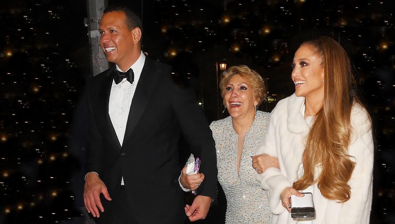 Jennifer López, como nunca se había visto en la gala de los 100 más influyentes de Time