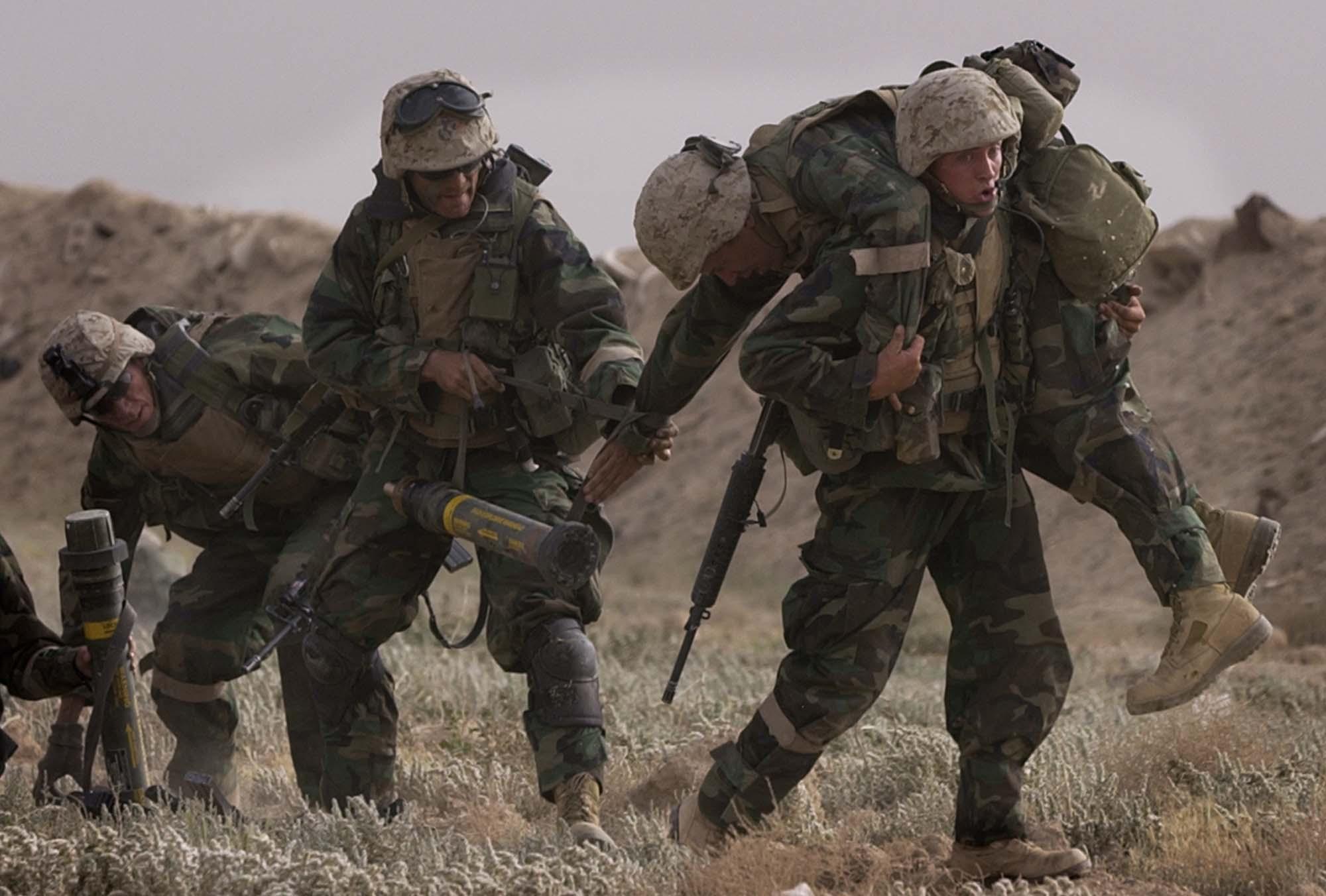 'Operación Libertad Iraquí': La invasión en busca de unas armas de destrucción masiva que Saddam Hussein no tenía