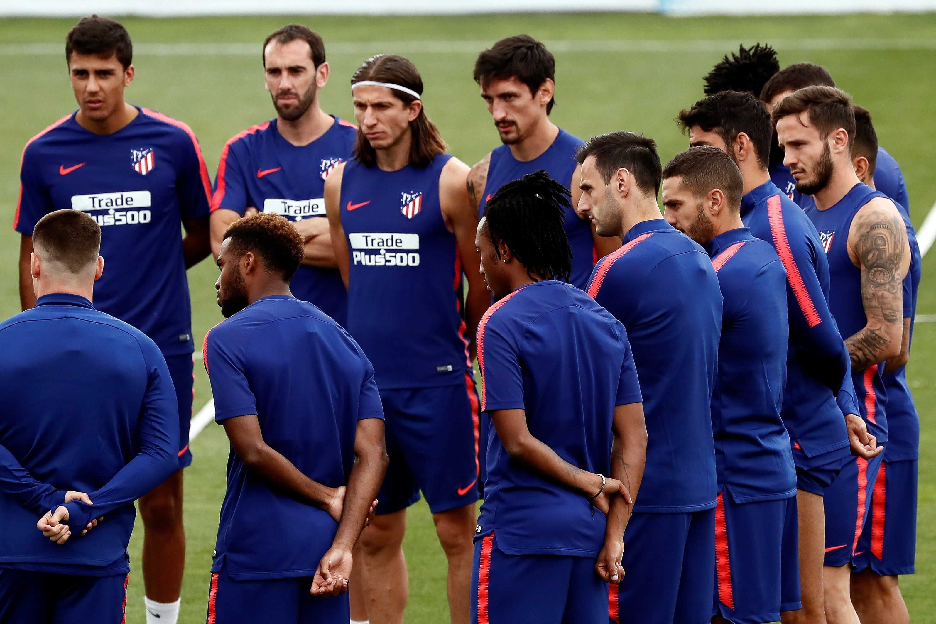 Nikola Kalinic, de ser expulsado del Mundial con Croacia a heredar el '9' de Torres en el Atlético