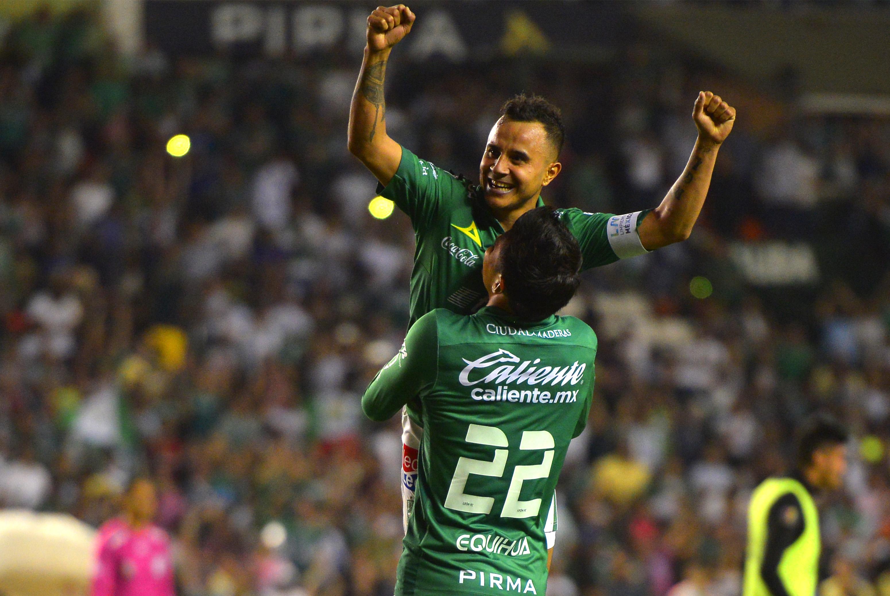 En fotos: gracias al súper liderato León elimina al América y es finalista del Clausura 2019