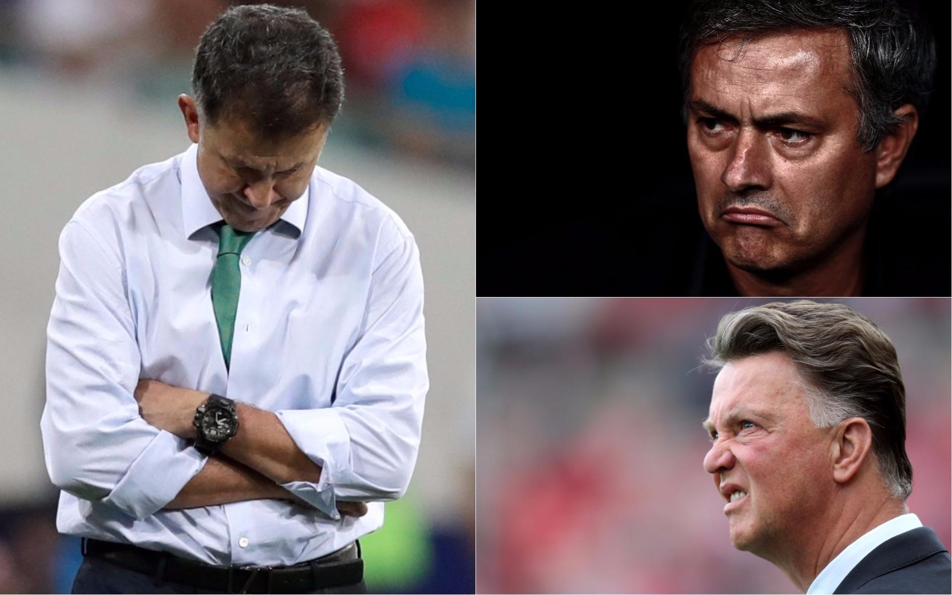 Juan Carlos Osorio y otros técnicos odiados por los fanáticos de sus equipos