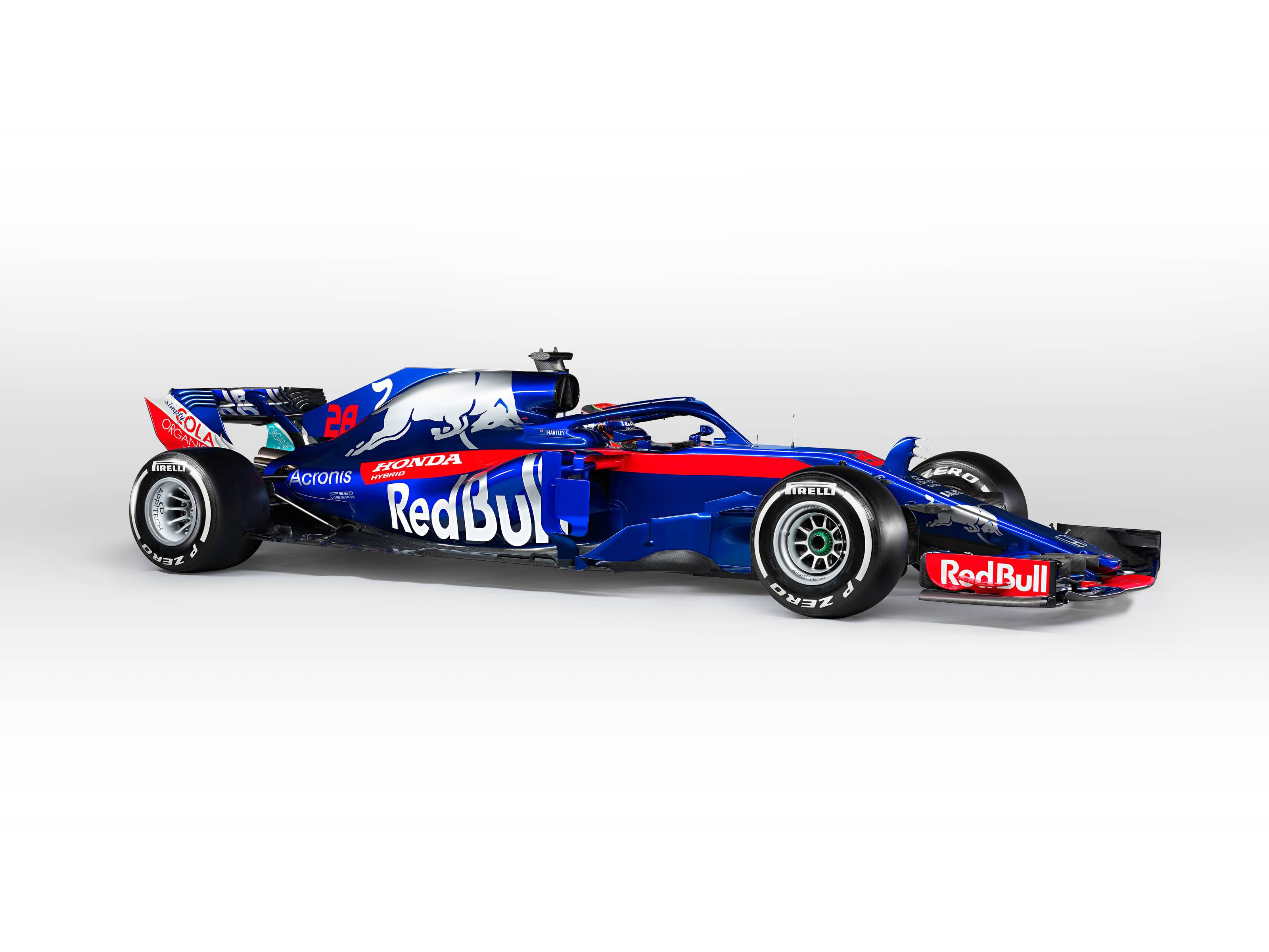 Formula 1 2018 Carros