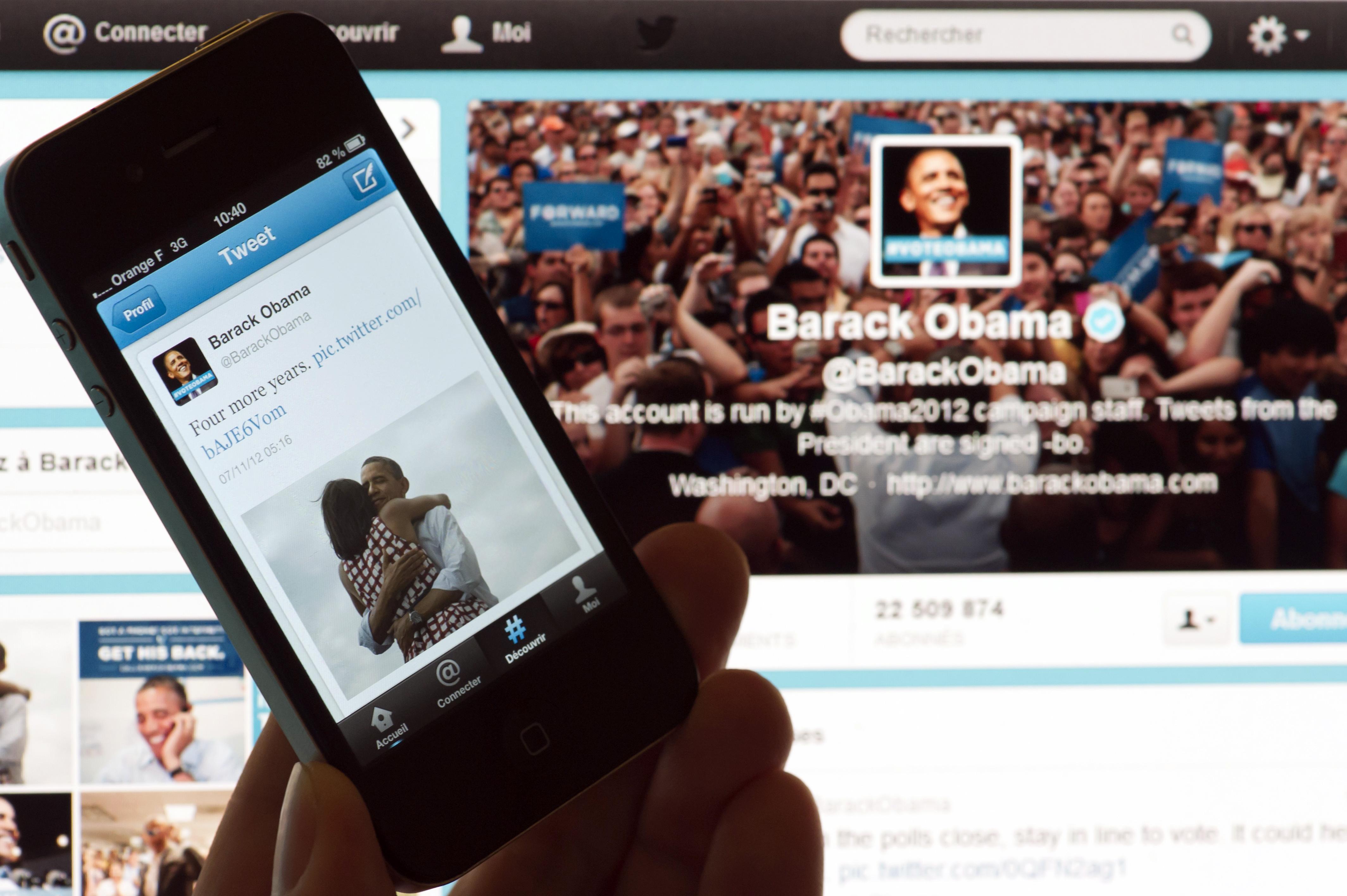 Entre humanos y robots: cómo las redes sociales están influenciando la campaña presidencial | Noticias Univision Política | Univision