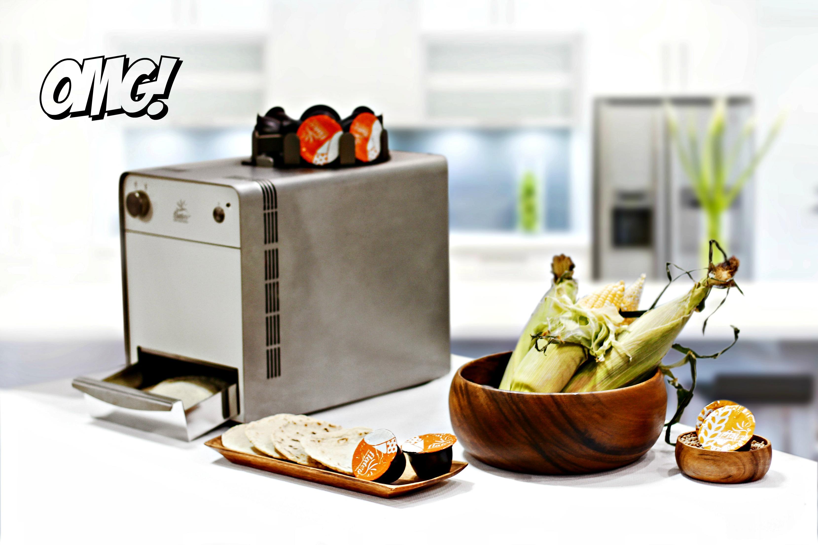 La Máquina Que Promete Hacer Tortillas Tan Rápido Y Fácil