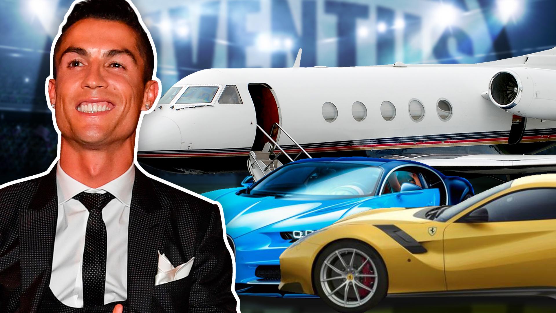 Cristiano Ronaldo agrega un carro de $1,000,000 a su colección