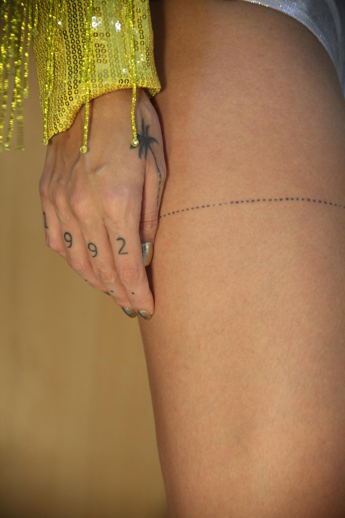 Las Historias Detras De Los Tatuajes De Greeicy Rendon Realities