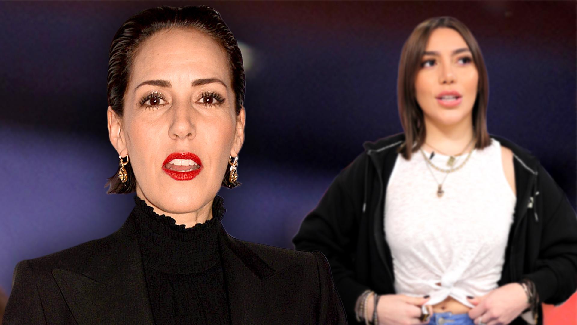 Stephanie Salas asegura que los ataques que le lanzó Frida Sofía a su hija no le preocupan