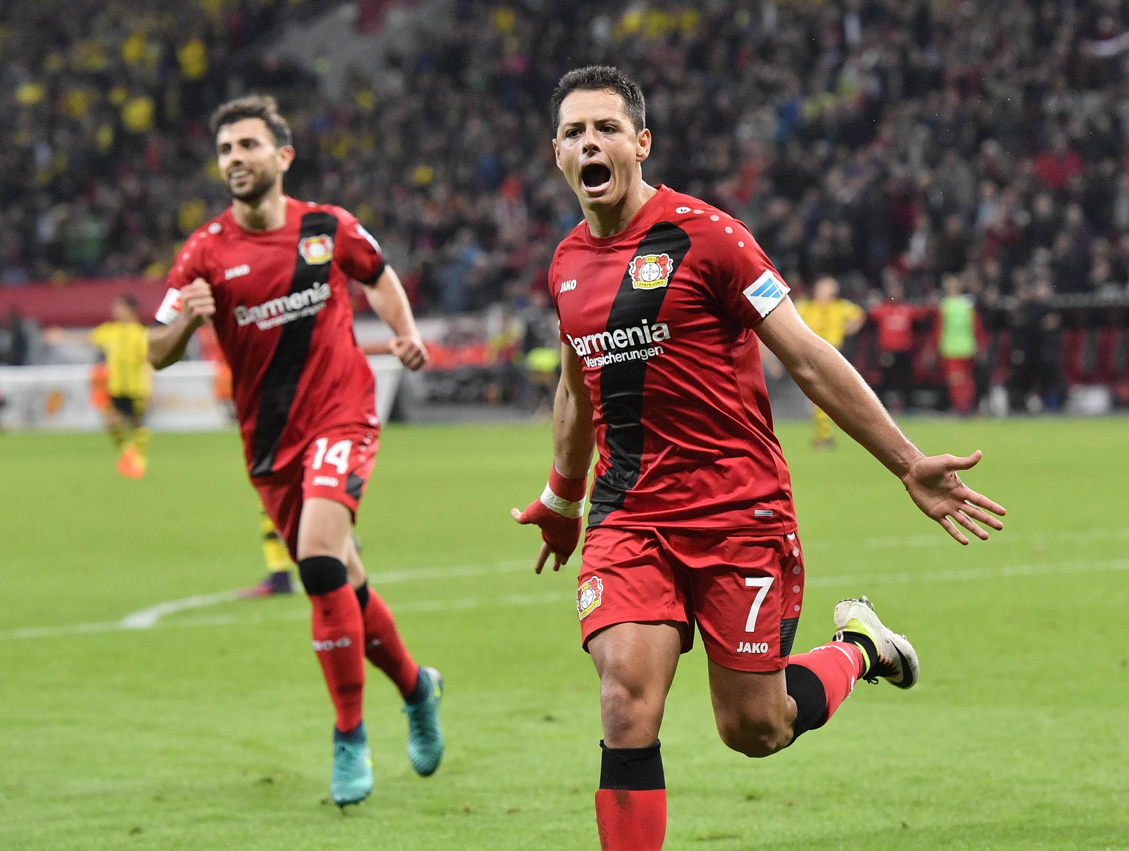 Brillo latino en el triunfo del Bayer Leverkusen sobre el Borussia Dortmund