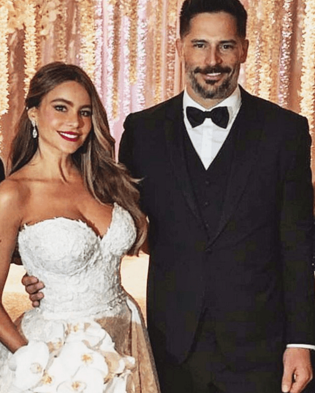Imagenes de vestidos de novia de famosas mexicanas