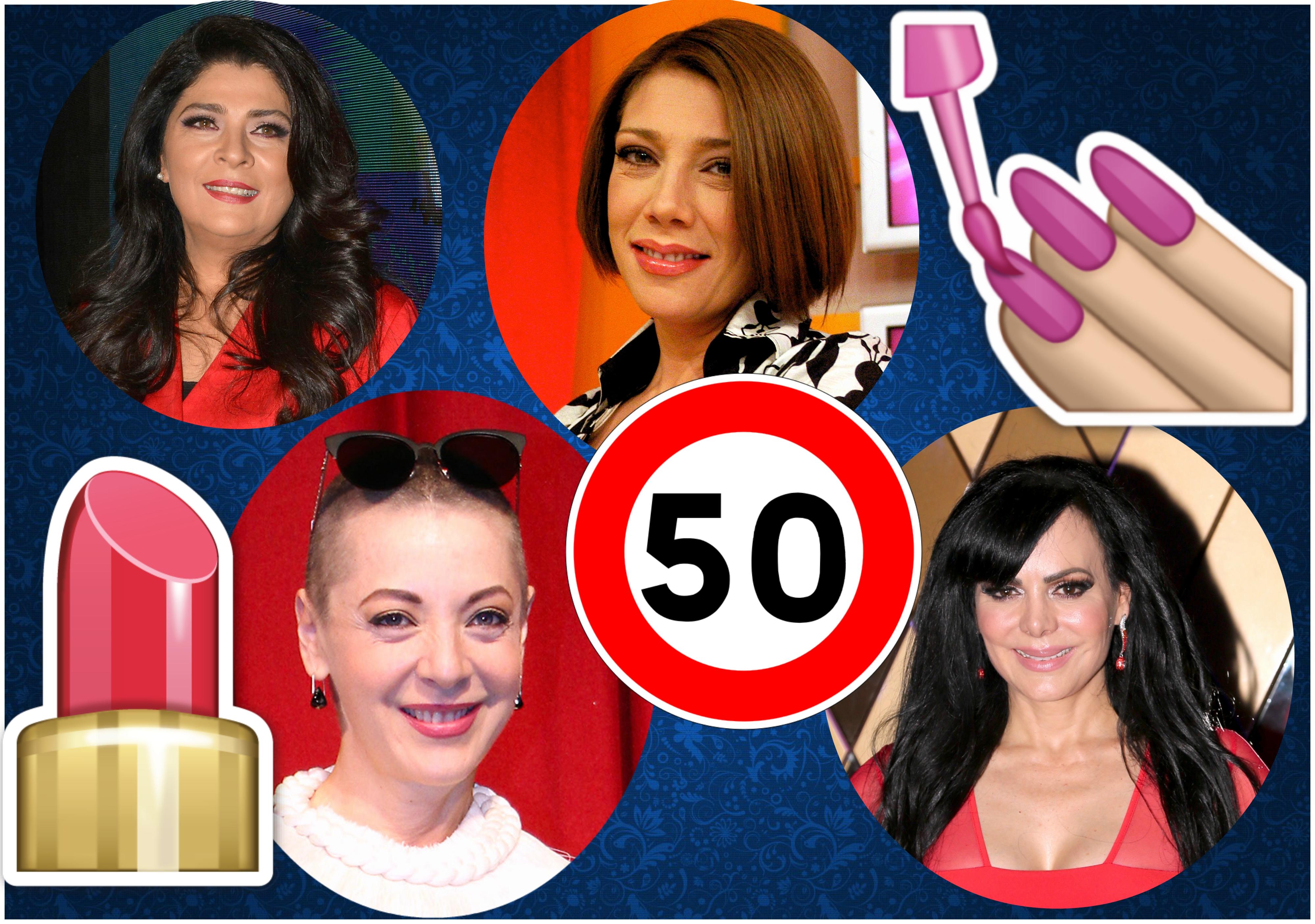 Mientras más famosas, más tragan años: no creerás que ellas tienen 50 años