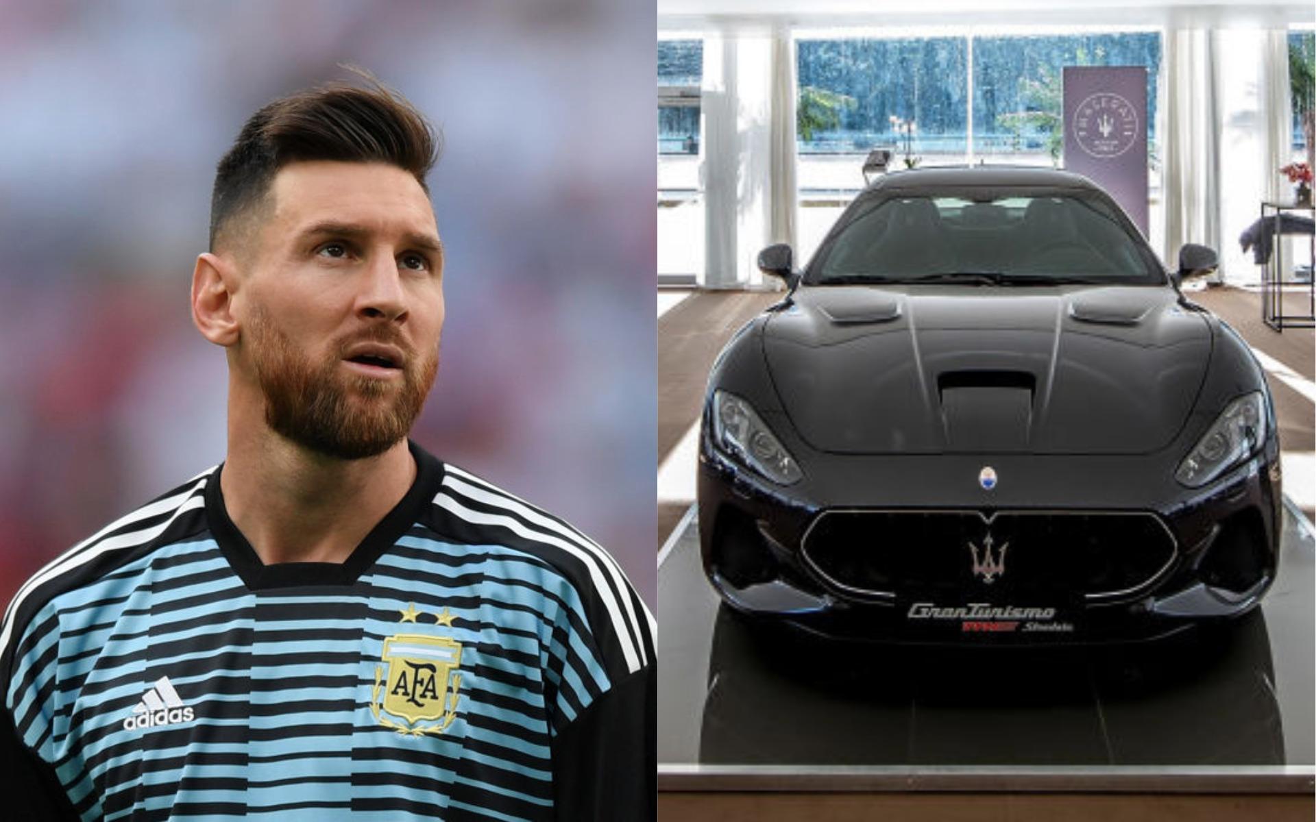¿Cuántos minutos se demoran los cracks del fútbol mundial en pagar sus carros nuevos?