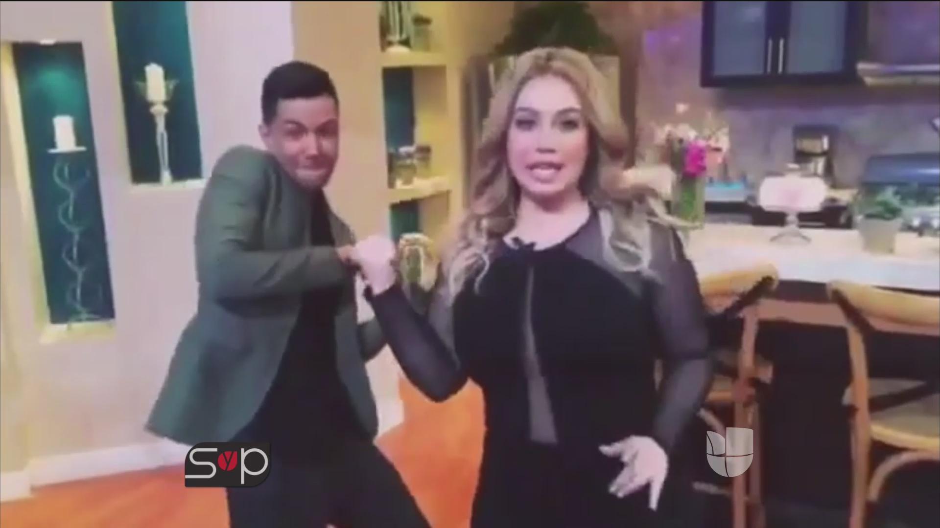 Actriz Porno Daniela Morochola https://www.univision/shows/el-gordo-y-la-flaca/emilio