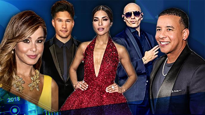 Daddy Yankee, Pitbull, Myrka Dellanos, Alejandra Espinoza y más se suman a la 30 entrega anual de Premio Lo Nuestro