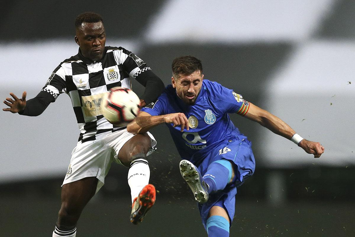 En fotos: con Herrera y Corona, el Porto suma su cuarta victoria consecutiva