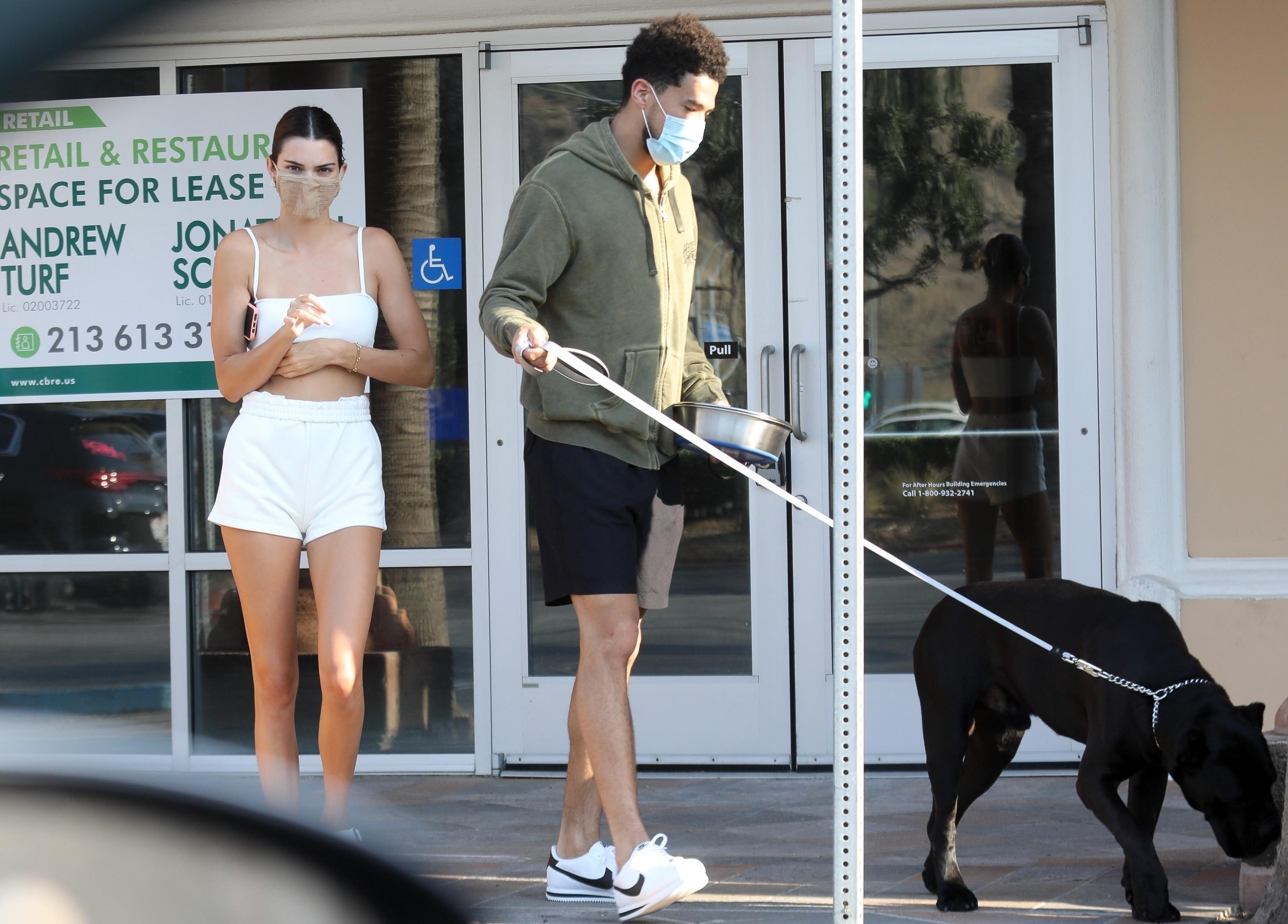 Resultado de imagen para Kendall Jenner y Devin Booker oficializan su relación