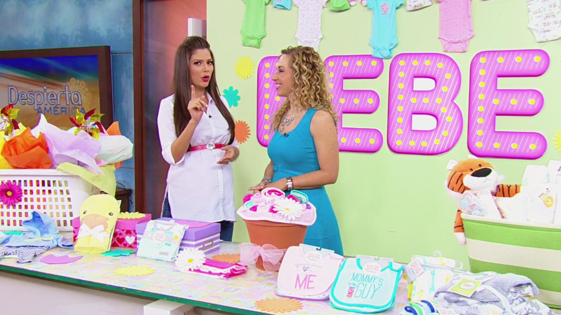 a37cff367 Lista de regalos ideal para el  baby shower