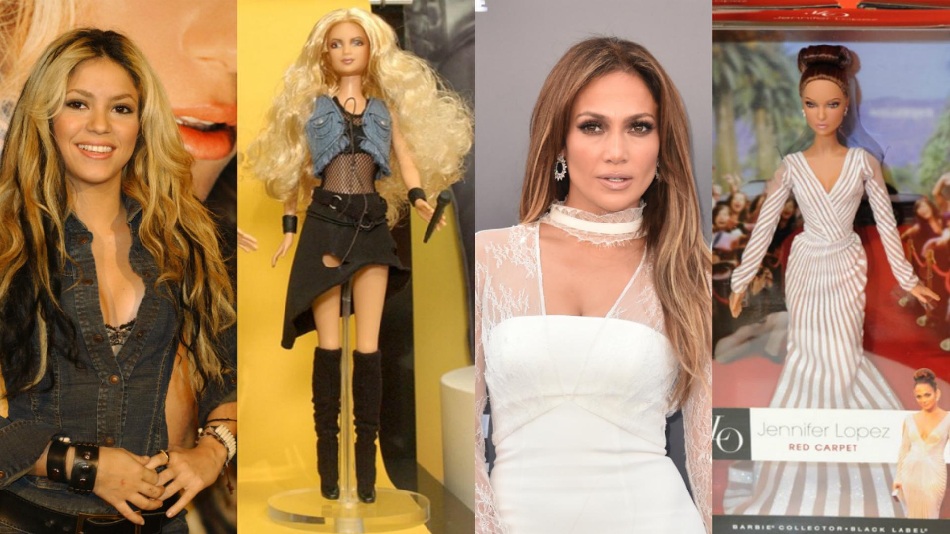 De JLo a RBD: todos los famosos que fueron inmortalizados en juguetes
