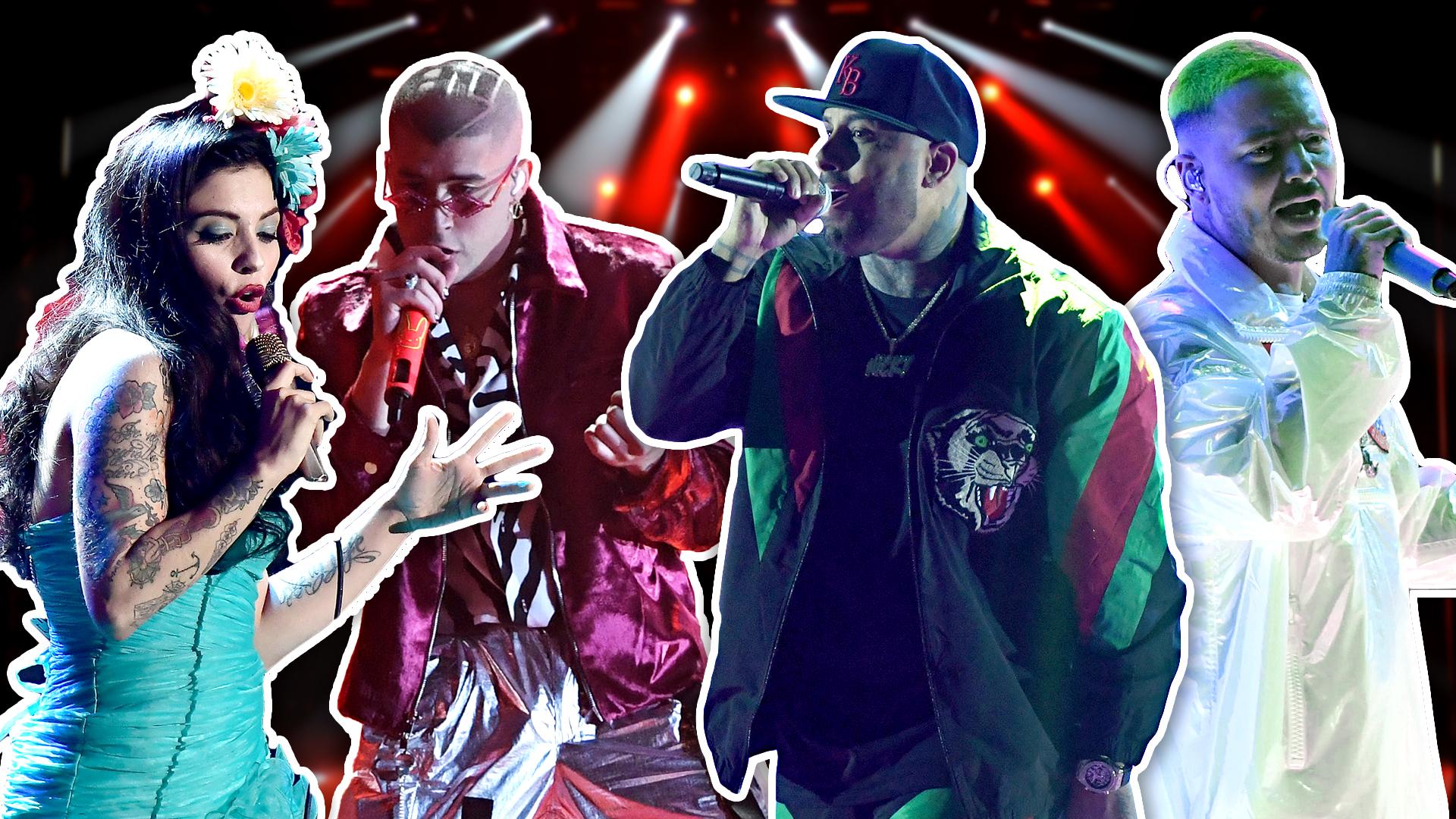 El género latino desbancó a la música country como uno de los más escuchados en EEUU en 2018, asegura reporte