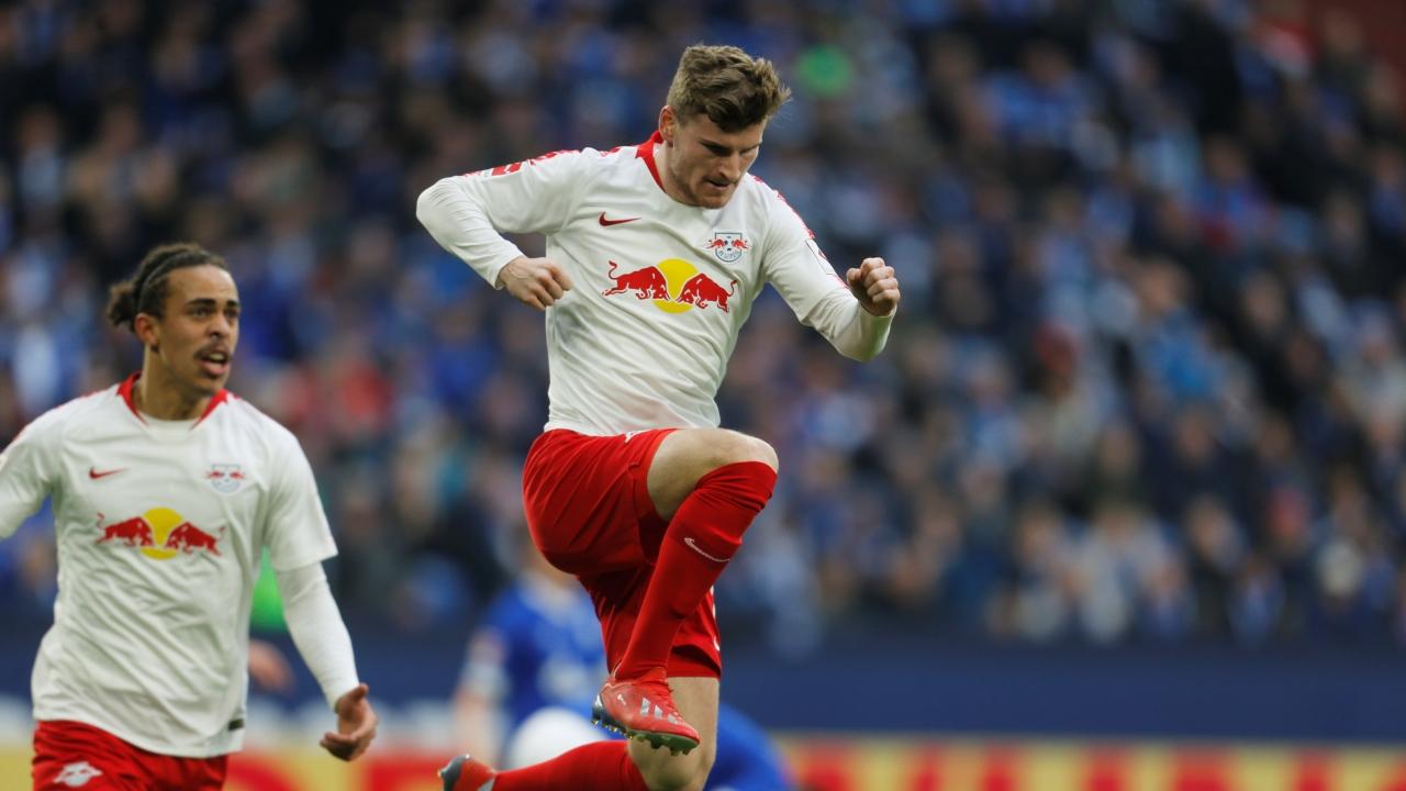 En fotos: aunque ya no está Tedesco, el Schalke sigue sin ganar tras caer con el Leipzig este sábado
