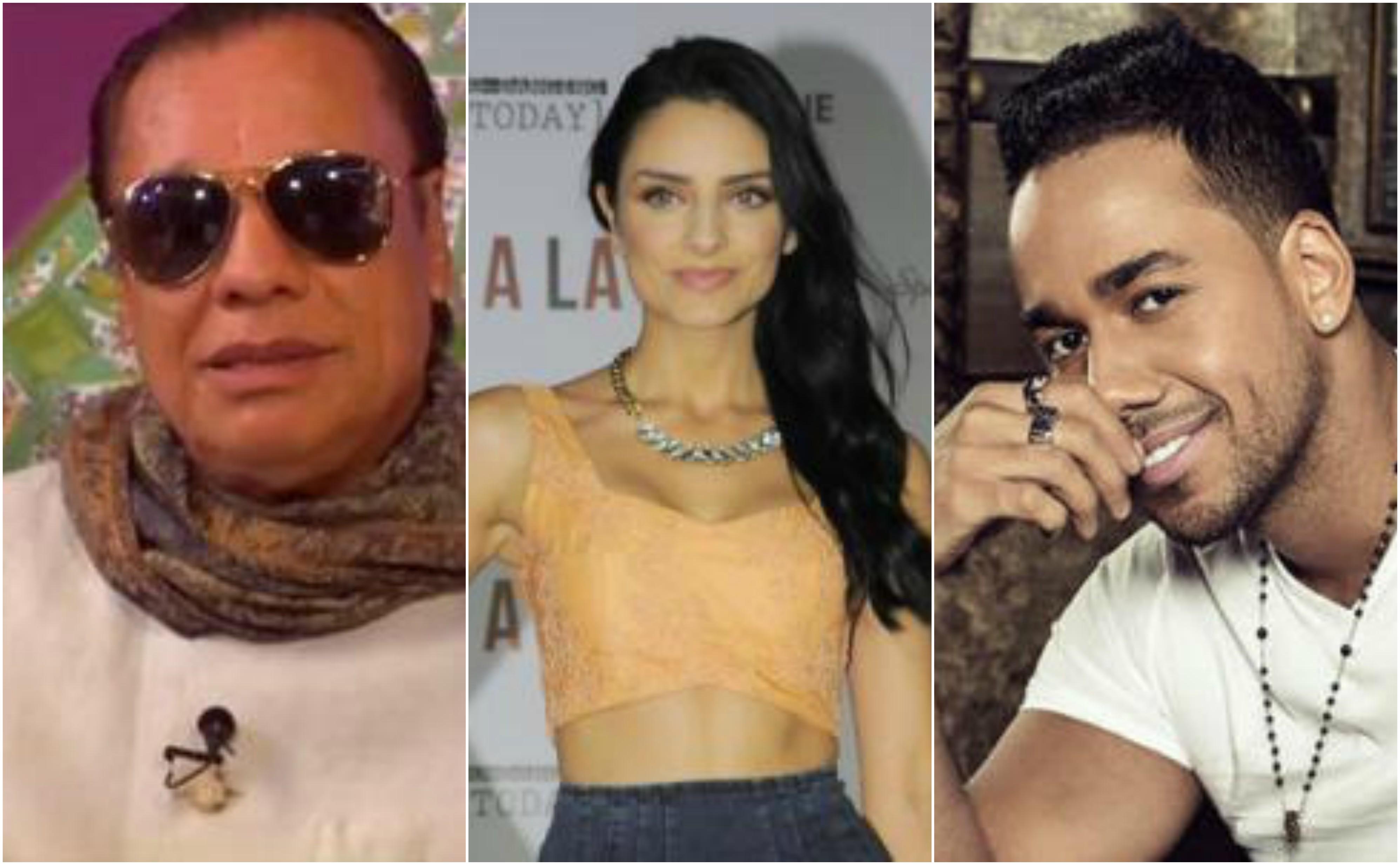 No podrás creer las peticiones insólitas que les han hecho a estos famosos en internet