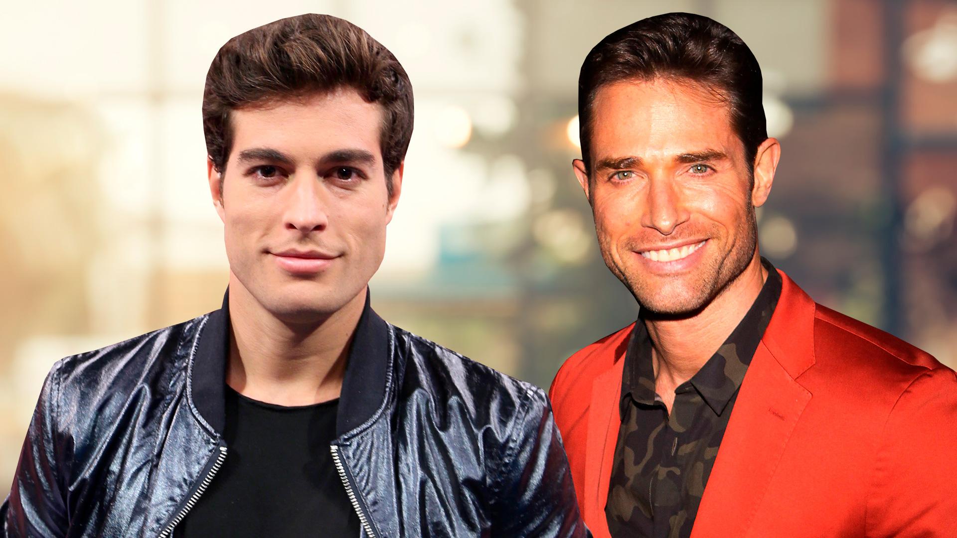Danilo Carrera asegura que se parece a Sebastián Rulli y dice por qué