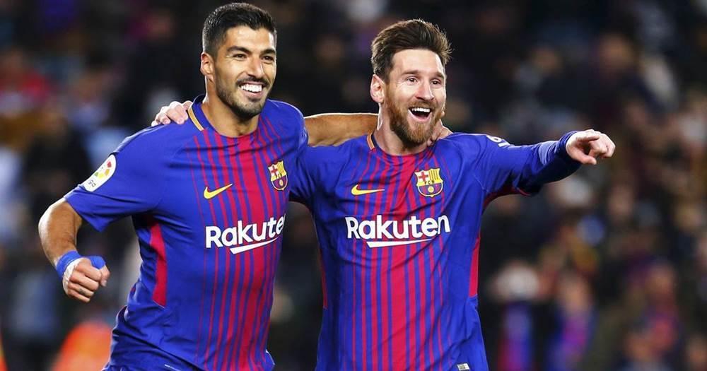 Va Por Messi Y Suarez Reportan Que Beckham Estaria En Barcelona Para Fichar A Ambos Astros Deportes Mls Tudn Univision