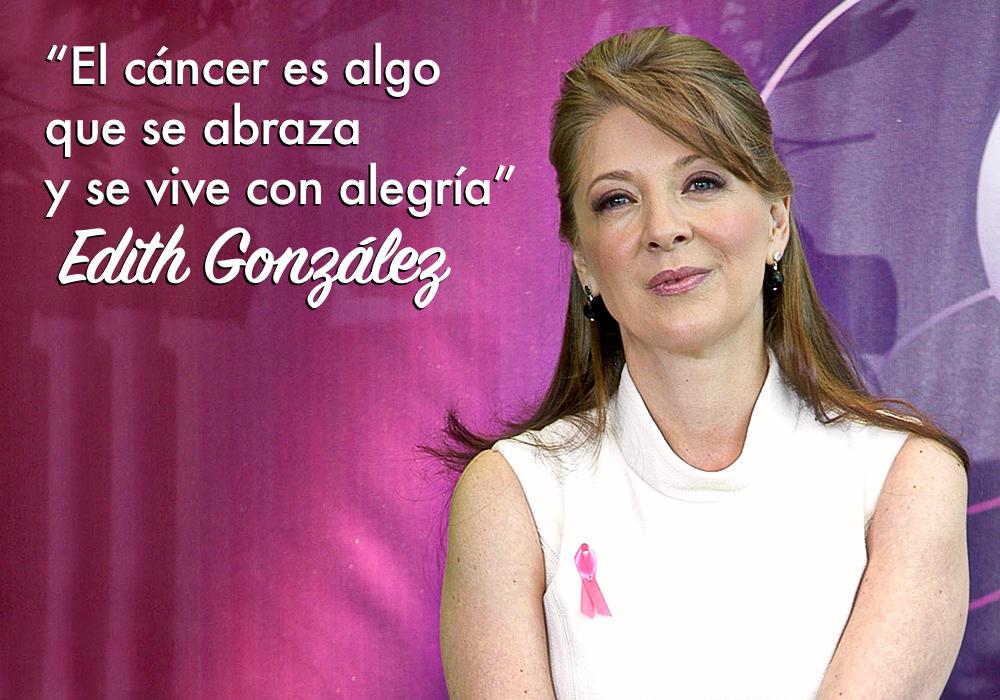 Las Poderosas Frases De Edith González Para Enfrentar Al