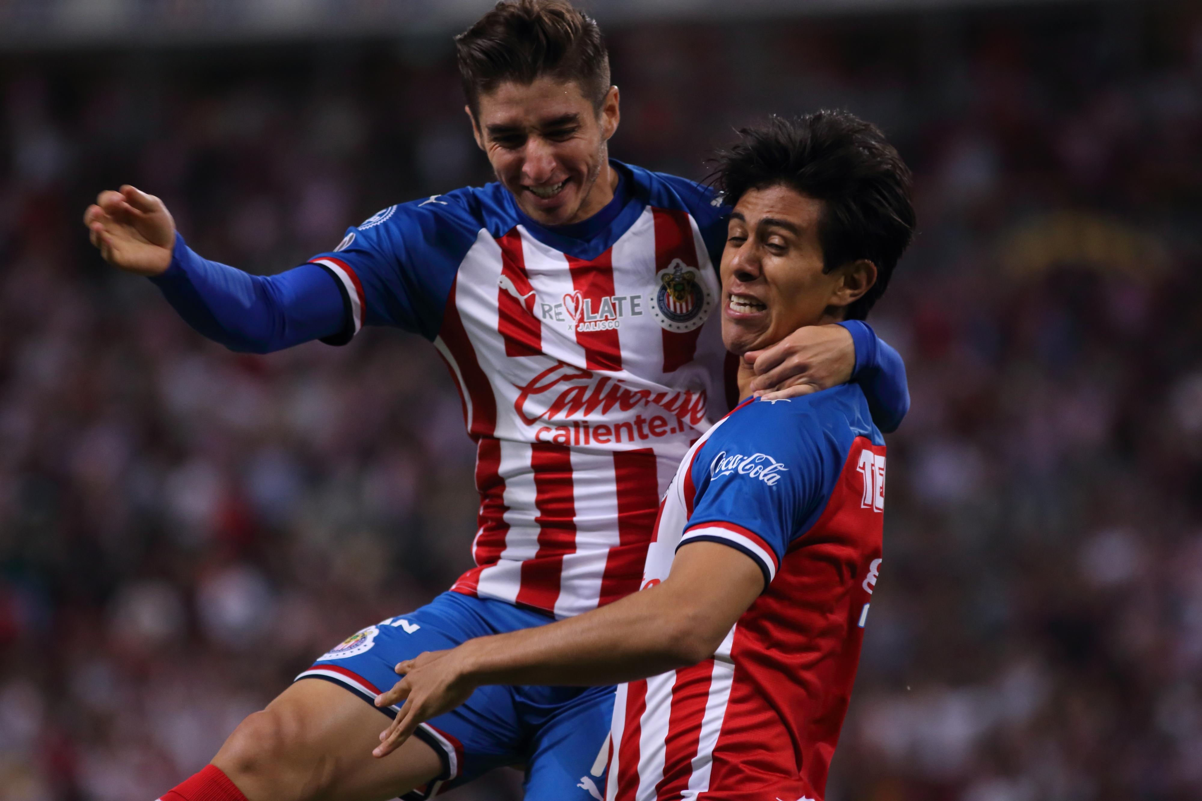 Se filtran las posibles nuevas playeras de Chivas   Deportes Liga ...