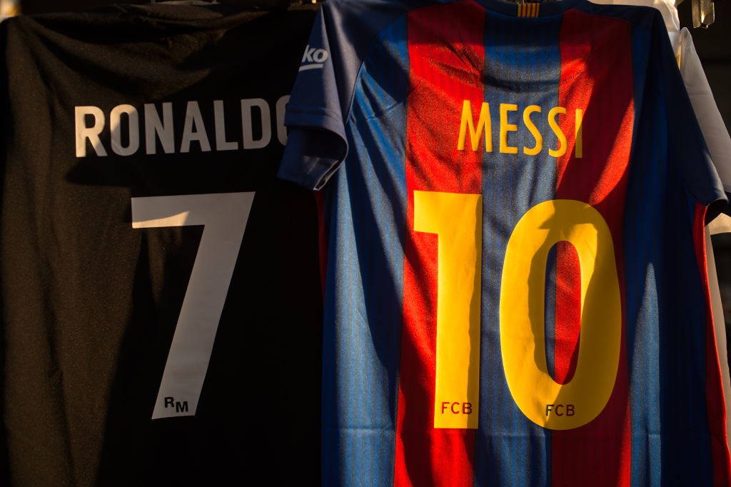 Elegidos por el fútbol: jugadores que compartieron equipo con Cristiano y Messi