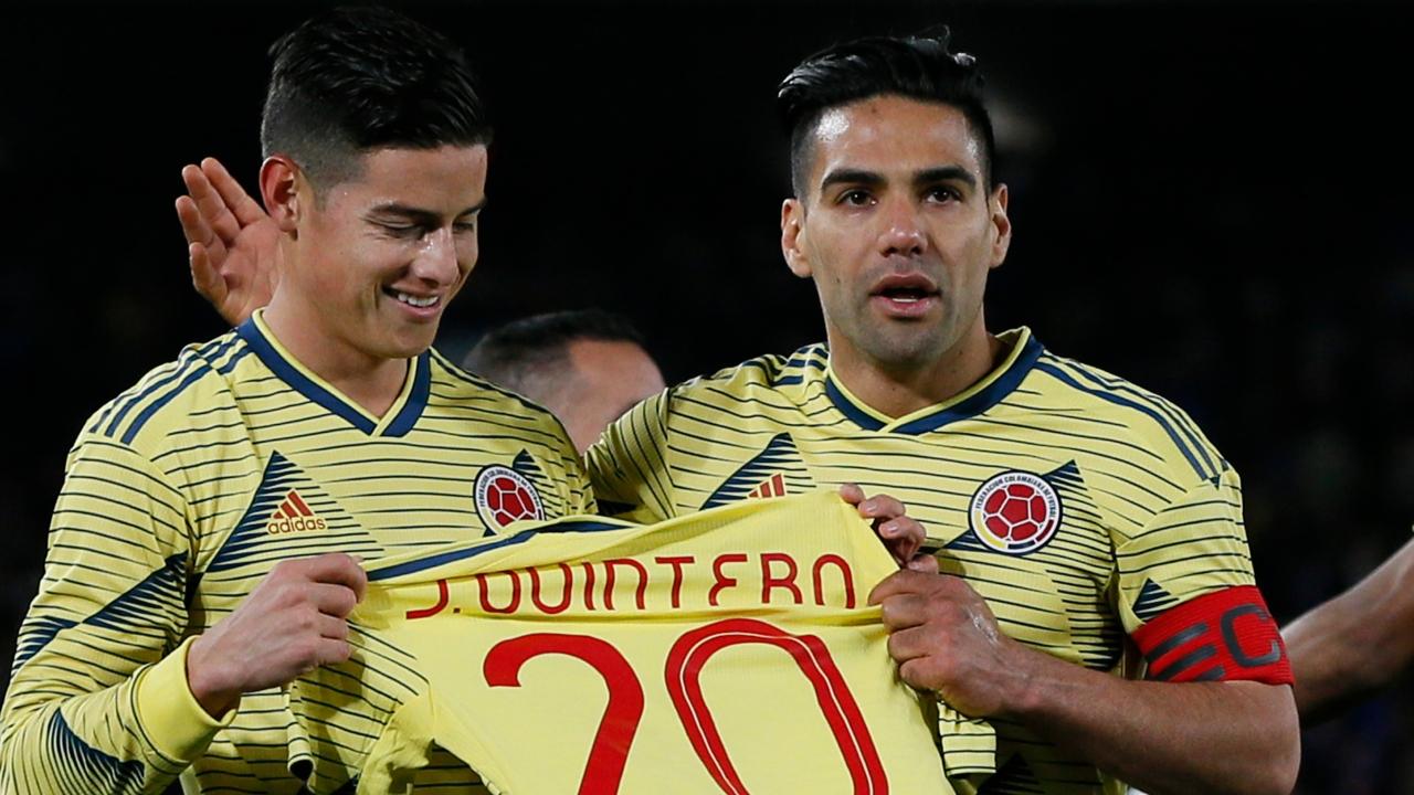 En el debut de Queiroz, Colombia le ganó a Japón en Yokohama por 1-0