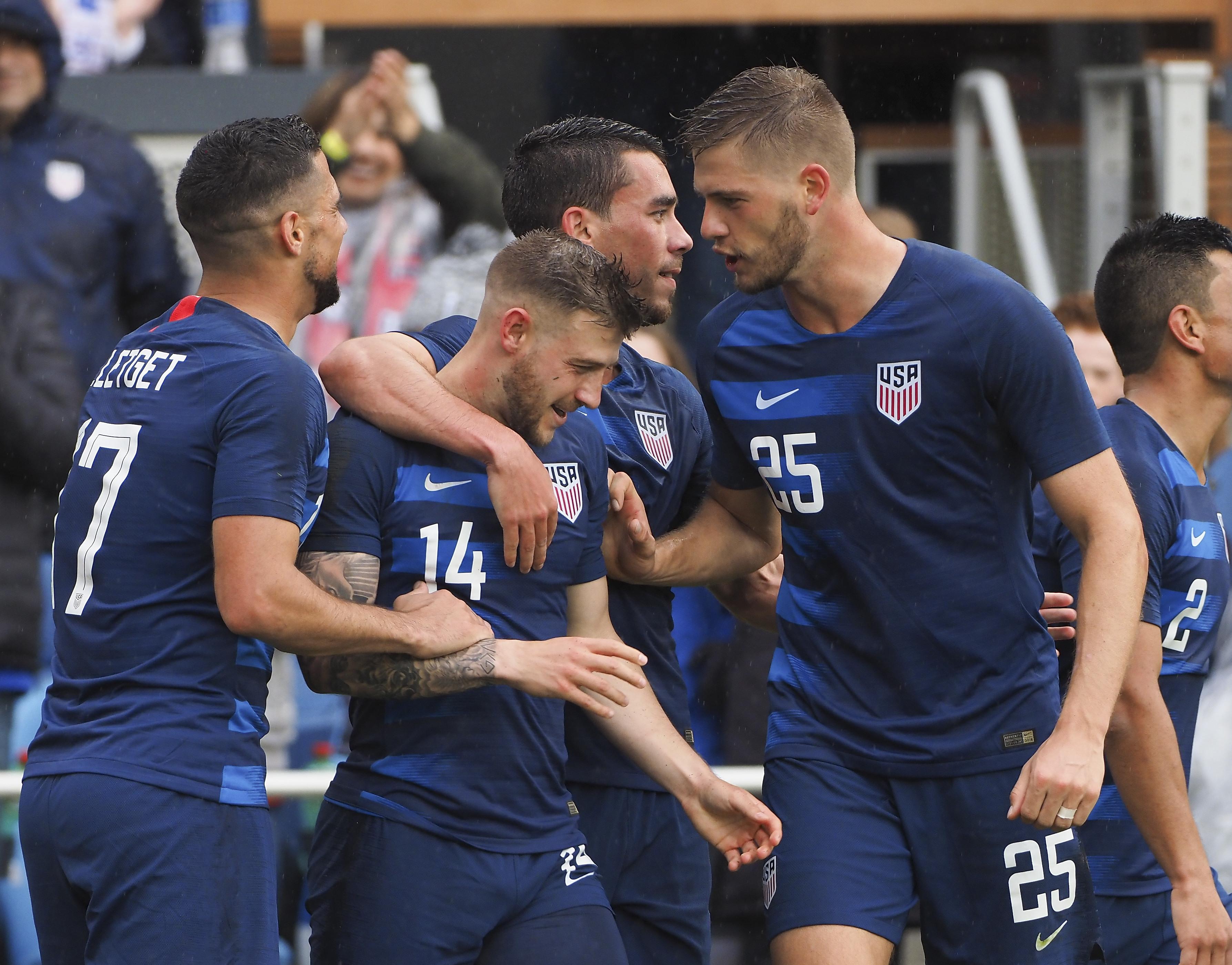 En fotos: nueva victoria para el Team USA en la era Berhalter, esta vez sobre Costa Rica