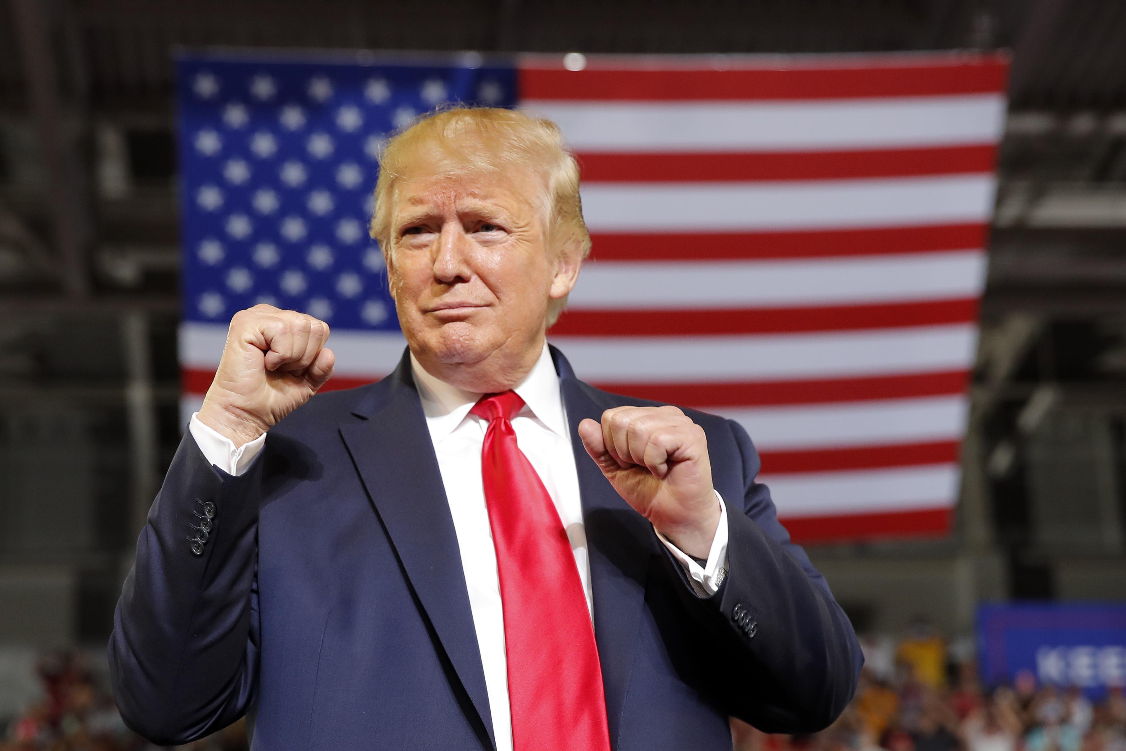 https://www ksn com/news/politics/trump-slams-congresswomen-crowd-roars-send-her-back/