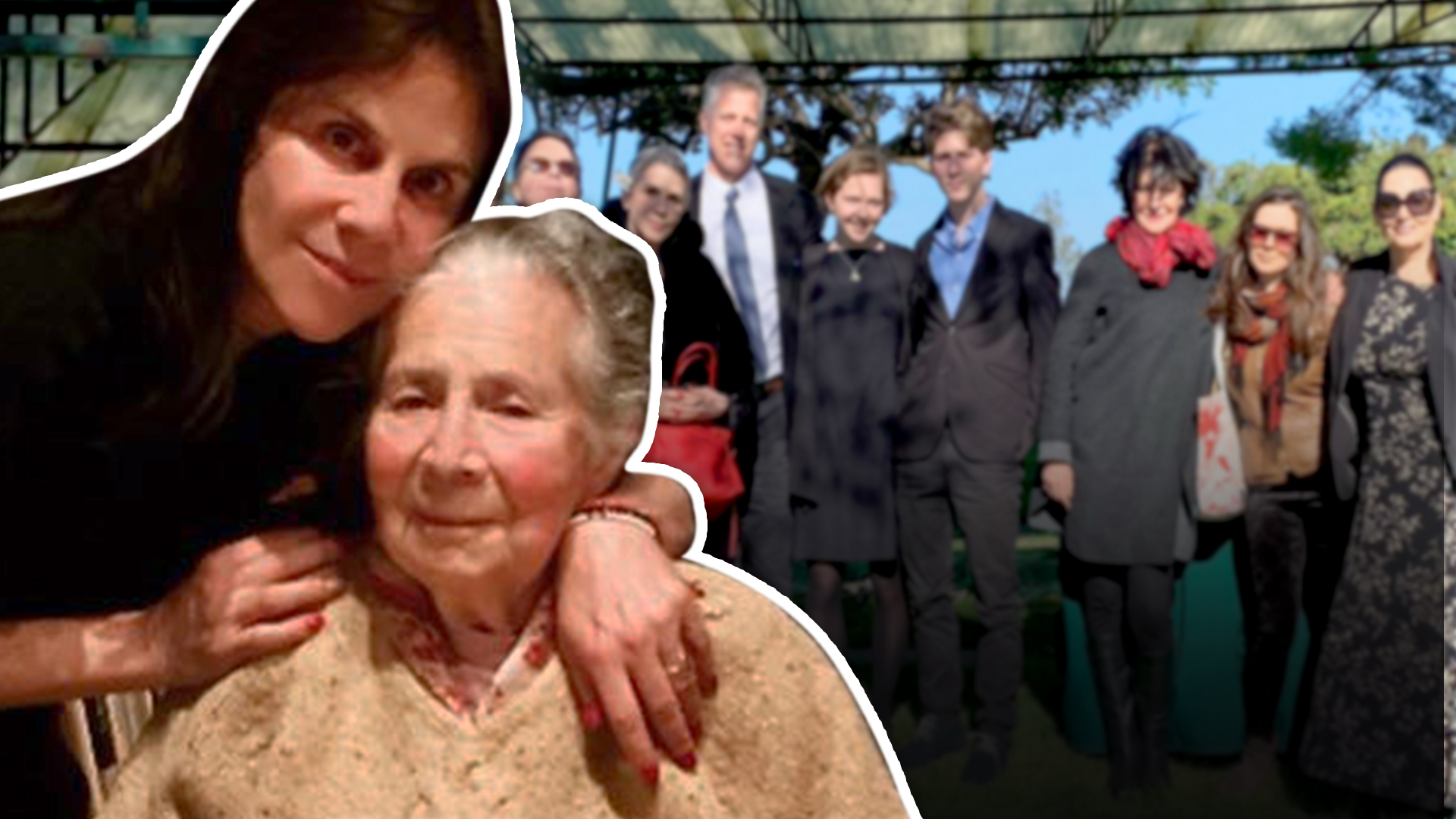 Así Rebecca Jones cumplió la última voluntad de su fallecida madre antes de terminar 2018
