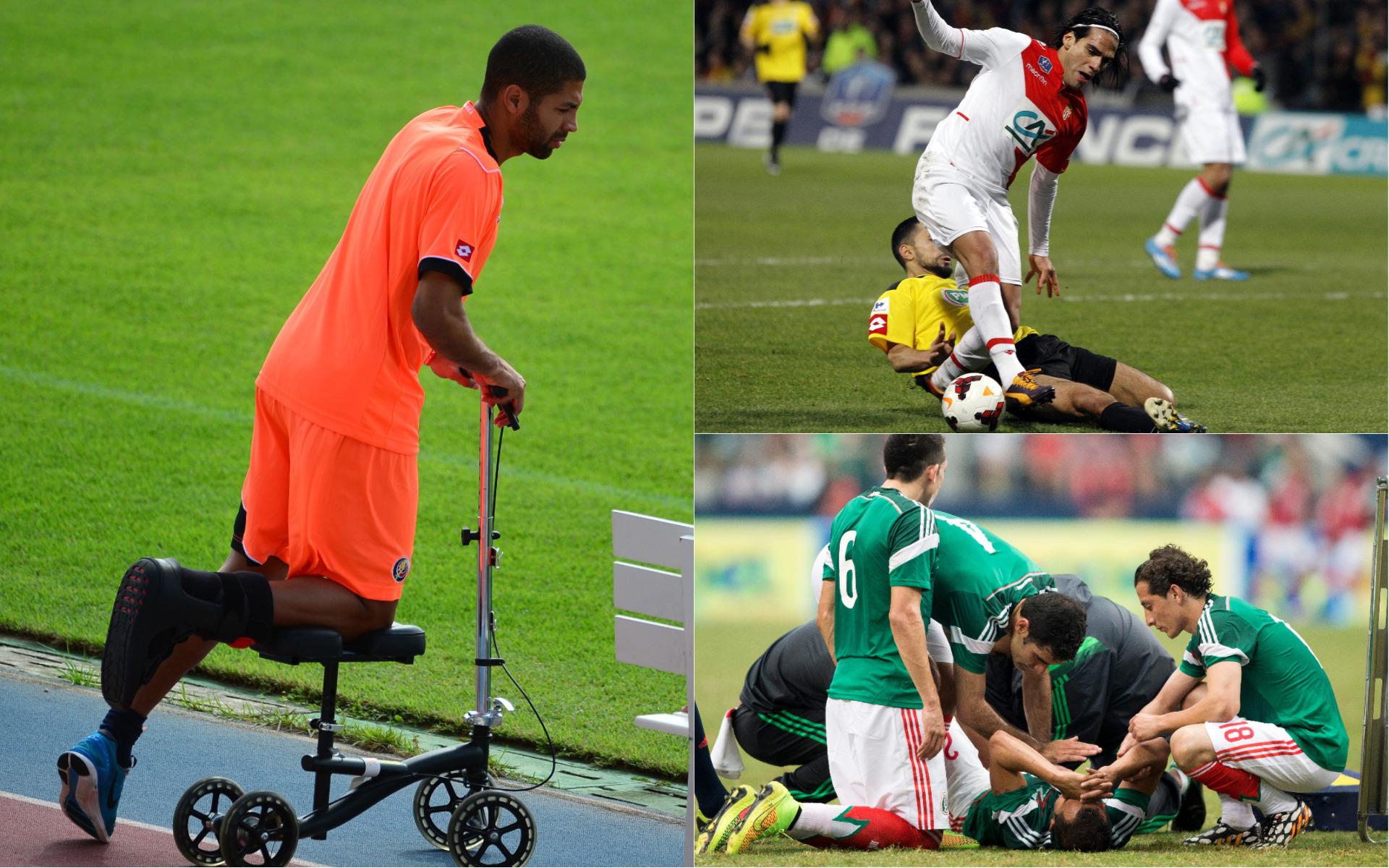 Como Benedetto pero hace cuatro años: cracks que se perdieron Brasil 2014 por lesiones