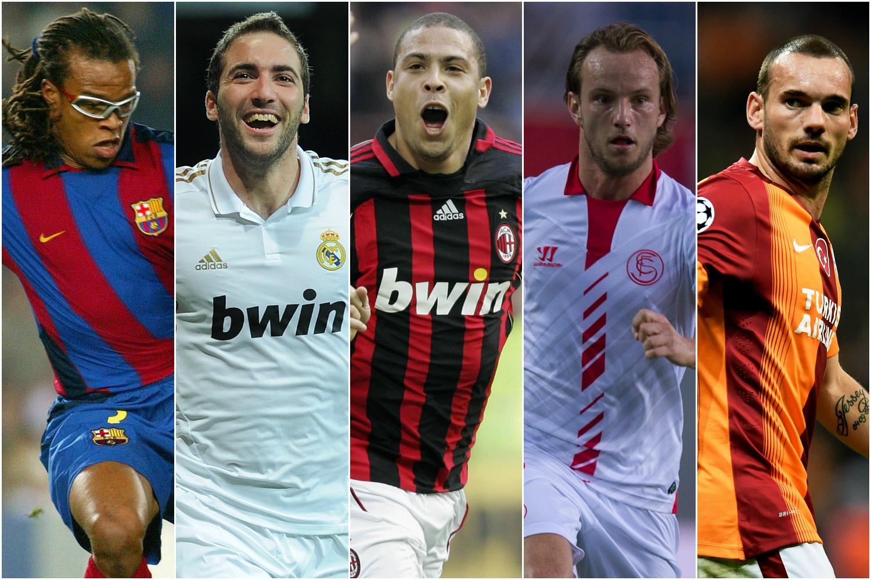 Recordamos los fichajes de invierno más sonados del fútbol europeo
