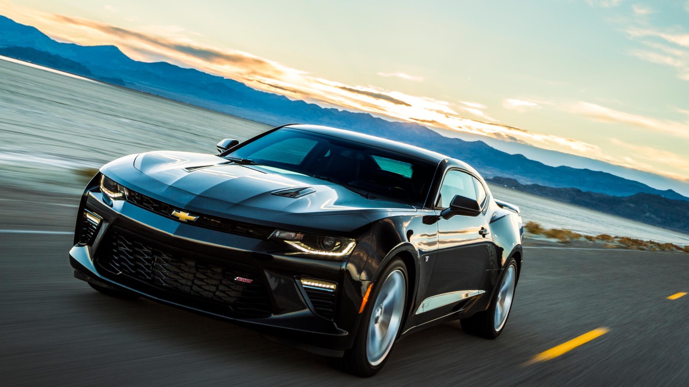 Chevrolet Podría Ofrecer To Una Versión Del Camaro Ss Con Motor V8 Y Precio Razonable