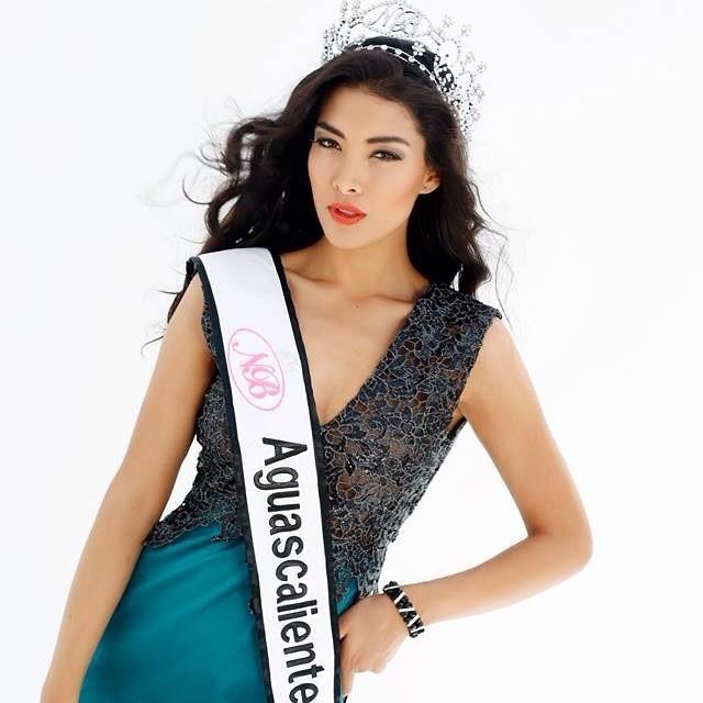 Wendy Esparza, representante de México, por poco se pierde Miss Universo