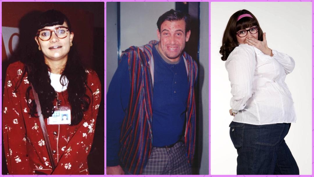 Irreconocibles: estos 13 actores que nos impresionaron con sus caracterizaciones en telenovelas
