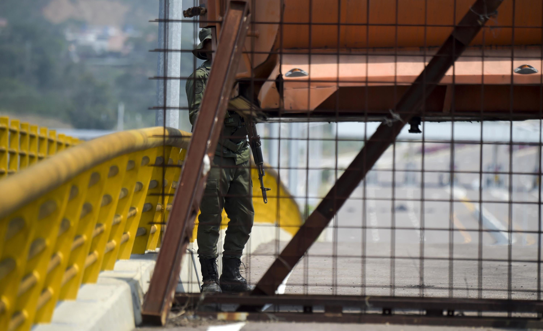 EEUU ya ha comenzado a enviar paquetes de asistencia a Venezuela, aunque todavía no ha dado a conocer cuáles serán los detalles logísticos para su ingreso en el país.