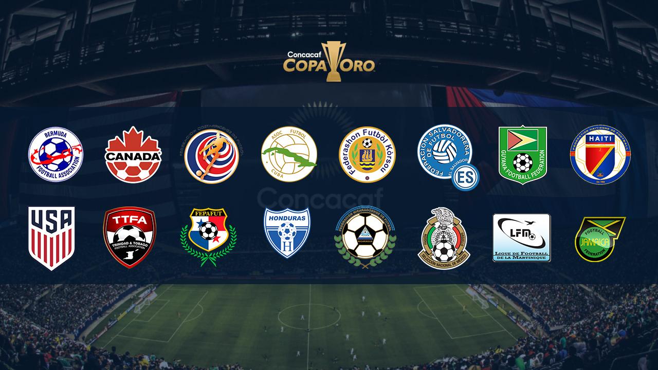 mexico en la copa oro 2020